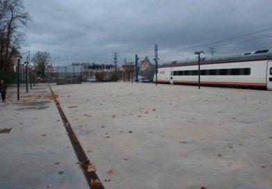 Железнодорожный вокзал в Толедо