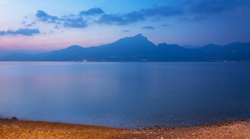 Озеро Гарда Доломитовые Альпы