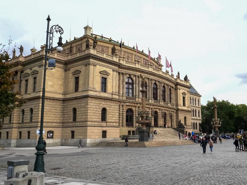 Рудольфинум Прага