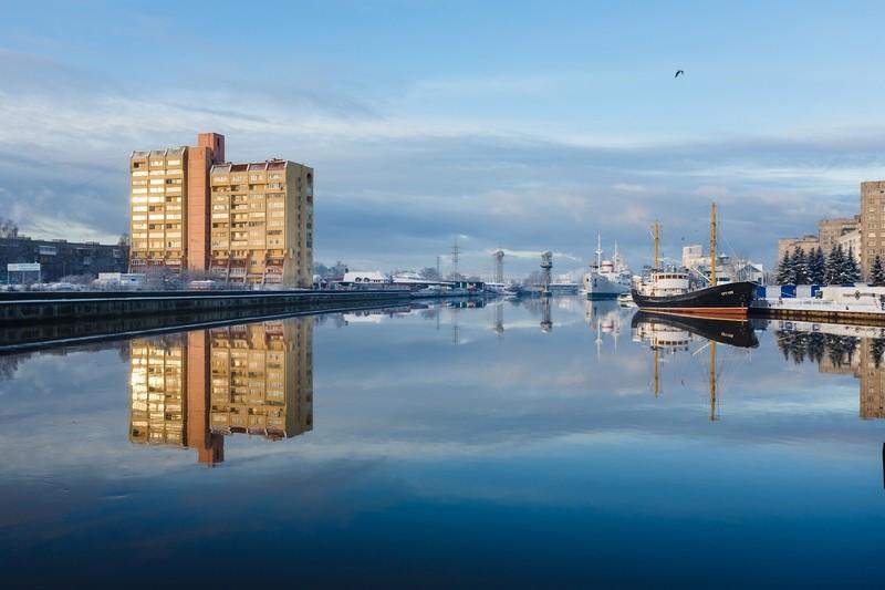 Морской Порт Калинграда
